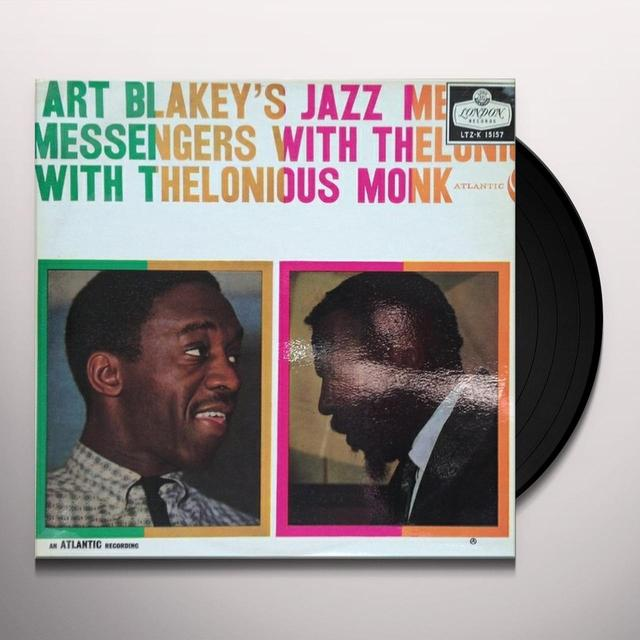 Art Blakey & The Jazz Messengers ROYAL FLUSH Vinyl Record