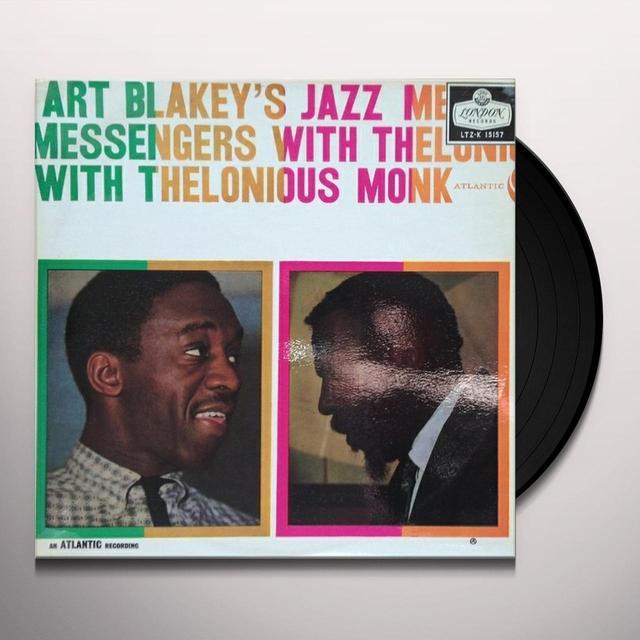 Art Blakey & The Jazz Messengers ROYAL FLUSH Vinyl Record