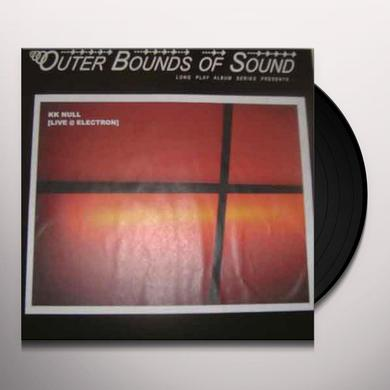 Kk Null OUTER BOUNDS OF SOUND Vinyl Record