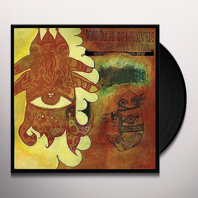 Mandate Of Heaven ON NO EVIL STAR Vinyl Record