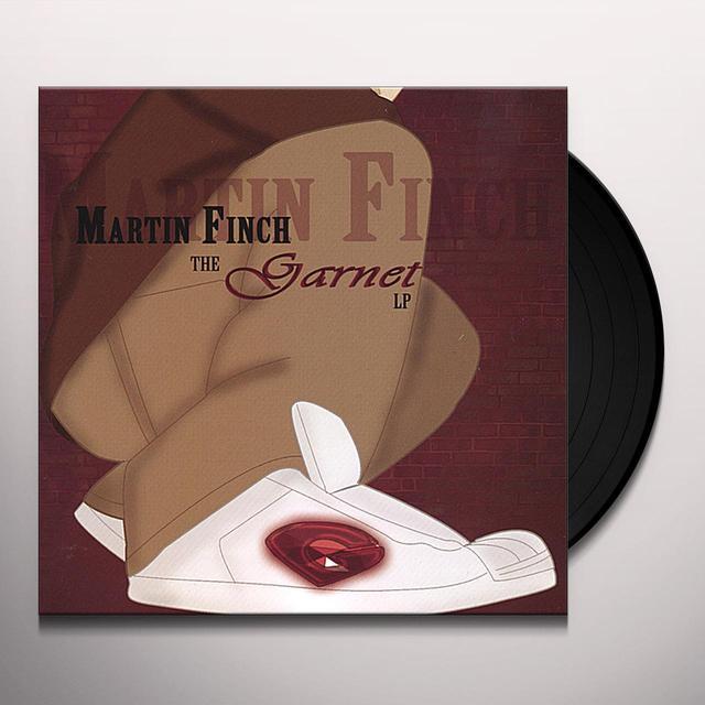 Martin Finch GARNET Vinyl Record