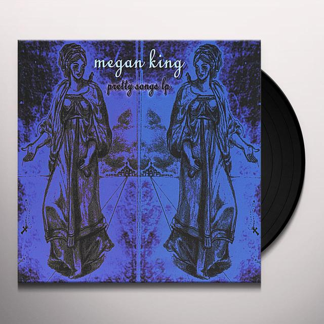 Megan King PRETTY SONGS Vinyl Record