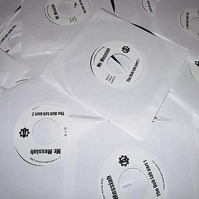 Mr. Messiah DUB LAB 7 Vinyl Record