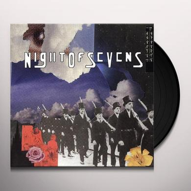 Night Of Sevens WAIT FOR THE RED TAPE/MURDER KISS Vinyl Record