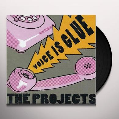 Projects VOICE IS GLUE Vinyl Record