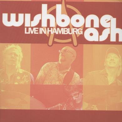 Wishbone Ash LIVE IN HAMBURG Vinyl Record
