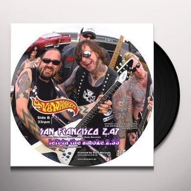 ELECTRIC EEL SHOCK/V8WANKERS Vinyl Record