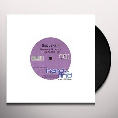 Sequentia HIGHER STATE/SUN WORSHIP Vinyl Record