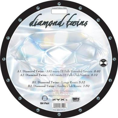 4 Diamonds DIAMOND TWINS Vinyl Record