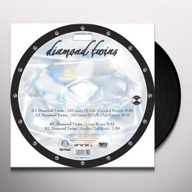 4 Diamonds DIAMOND TWINS Vinyl Record