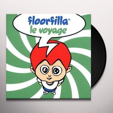 Floorfilla VOYAGE Vinyl Record
