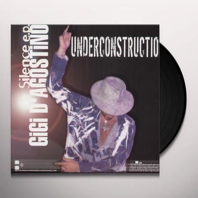 Gigi D'Agostino UNDERCONSTRUCTION 1 Vinyl Record