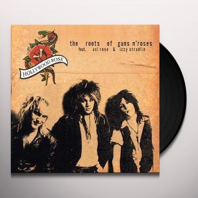 Hollywood Rose ROOTS OF GUNS N ROSES Vinyl Record