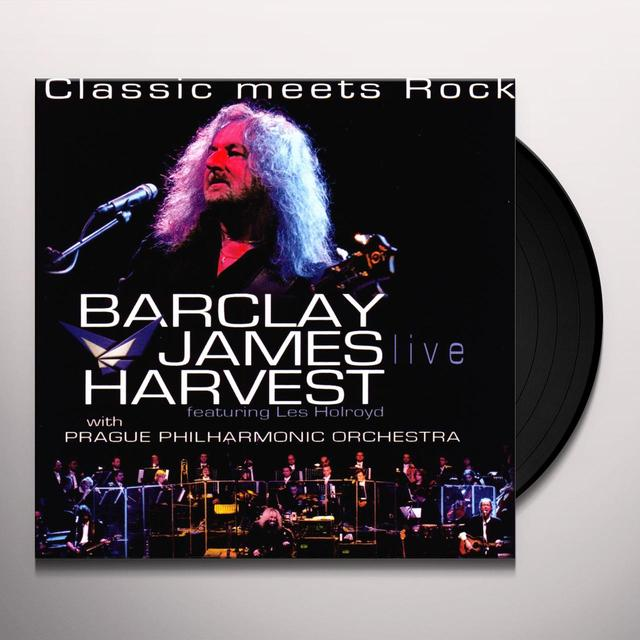Barclay James Harvest Feat. Les Holroyd CLASSIC MEETS ROCK Vinyl Record