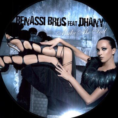 Benassi Brothers (Ft Dhany) MAKE ME FEEL Vinyl Record