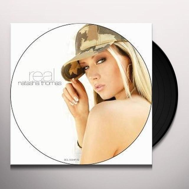 Natasha Thomas REAL Vinyl Record