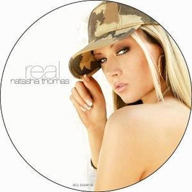 Natasha Thomas REAL Vinyl Record