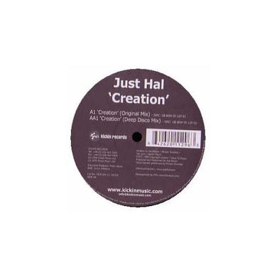 Just Hal CREATION Vinyl Record
