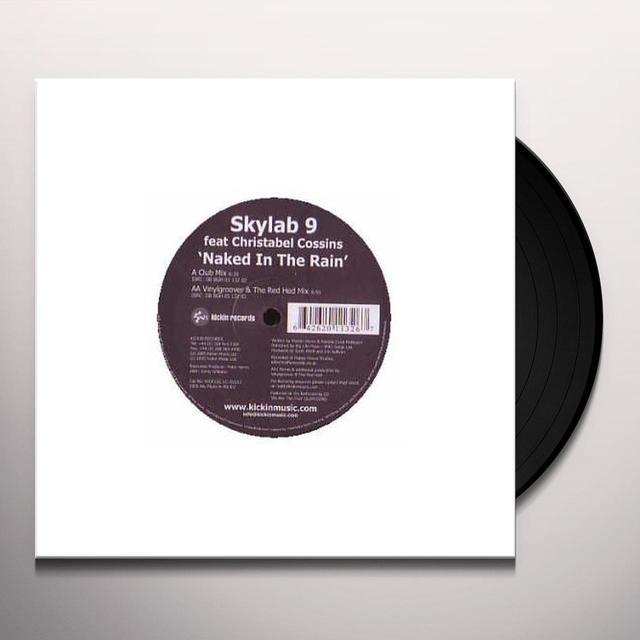 Skylab 9 NAKED IN THE RAIN Vinyl Record