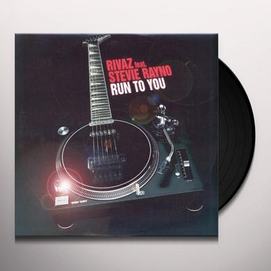 Rivaz RUN TO YOU Vinyl Record