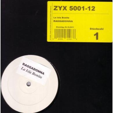 Raggadonna LA ISLA BONITA Vinyl Record
