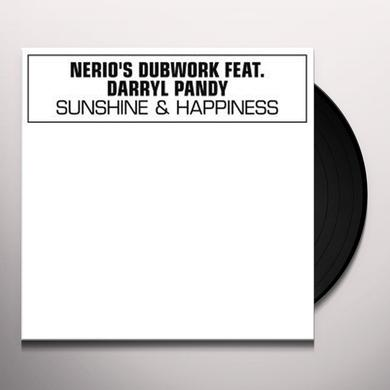 Nerios Dubwork SUNSHINE & HAPPINESS Vinyl Record