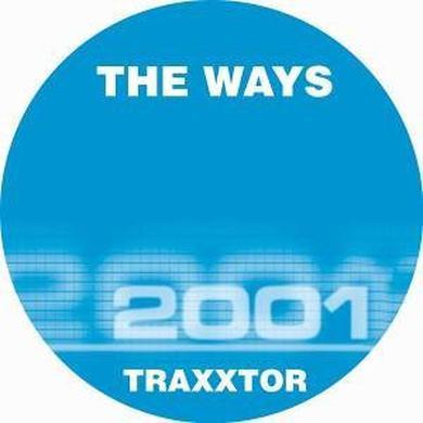 Traxxtor WAYS Vinyl Record