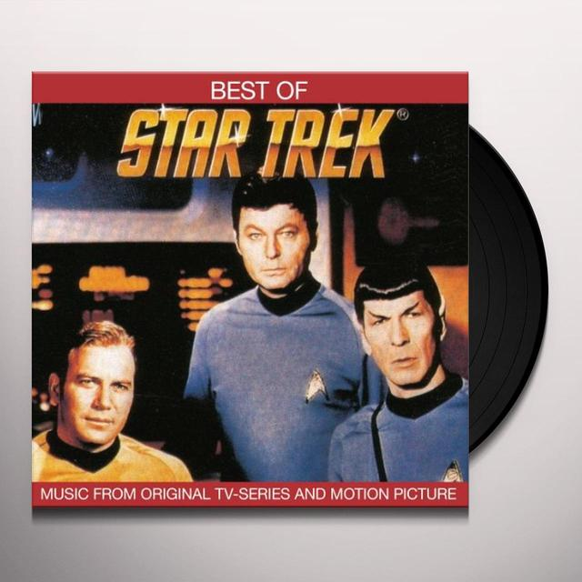 BEST OF STAR TREK Vinyl Record