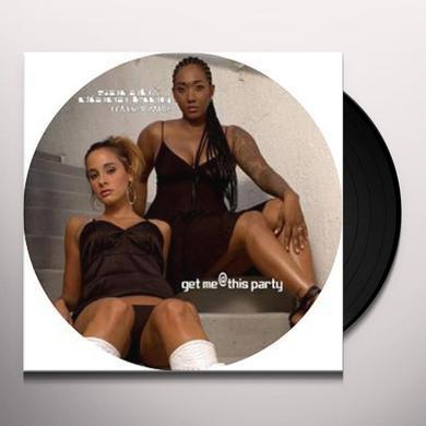 Sarah King & Diana GET ME AT THIS PARTY Vinyl Record