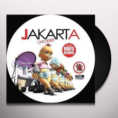 Jakarta ONE DESIRE Vinyl Record