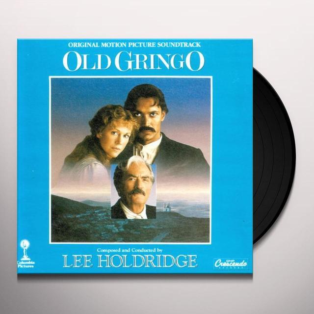 OLD GRINGO / O.S.T. Vinyl Record