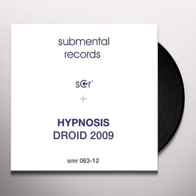 Hypnosis DROID 2009 Vinyl Record
