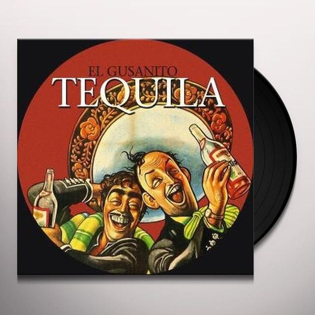 El Gusanito TEQUILA Vinyl Record
