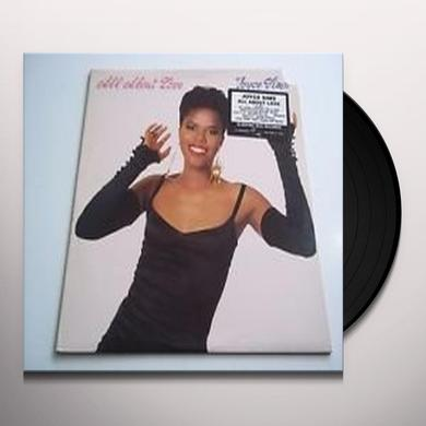 Joyce Sims ALL ABOUT LOVE Vinyl Record