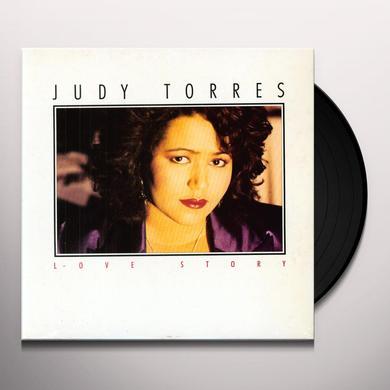 Judy Torres LOVE STORY Vinyl Record