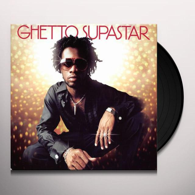 Pras GHETTO SUPERSTAR Vinyl Record