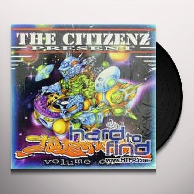 Citizenz TOOLS OF WAR Vinyl Record