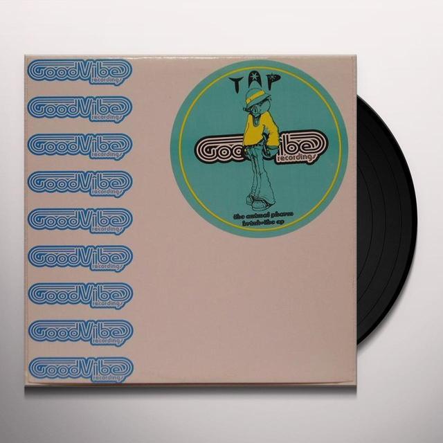 Animal Pharm BRINK EP Vinyl Record