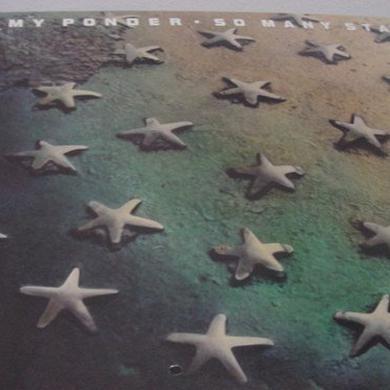 Jimmy Ponder SO MANY STARS Vinyl Record