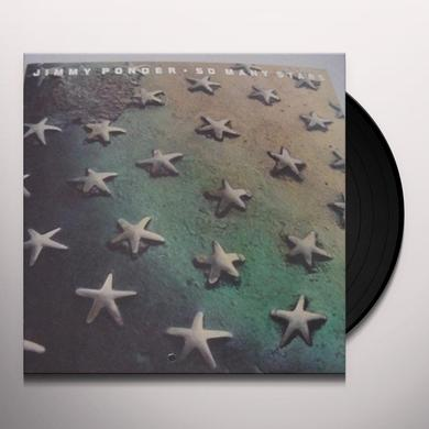 Jimmy Ponder SO MANY STARS Vinyl Record