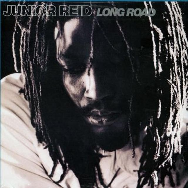 Junior (Black Uhuru) Reid LONG ROAD Vinyl Record