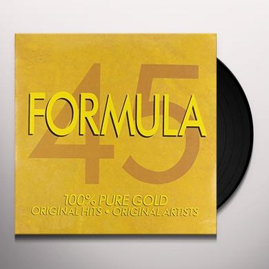 Formula 45 45 HIT SINGLES FROM '70S & '80S Vinyl Record
