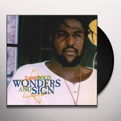 Yami Bolo WONDERS & SIGN Vinyl Record