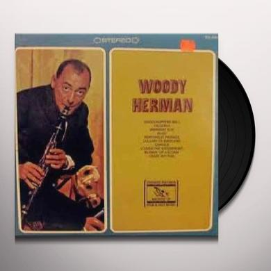 HITS OF WOODY HERMAN Vinyl Record