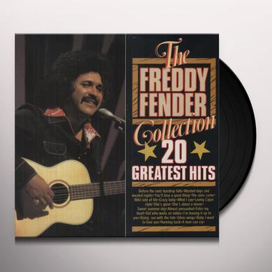 Freddy Fender COLLECTION Vinyl Record