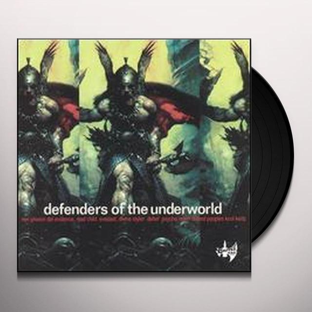 DEFENDERS OF UNDERWORLD / VARIOUS Vinyl Record