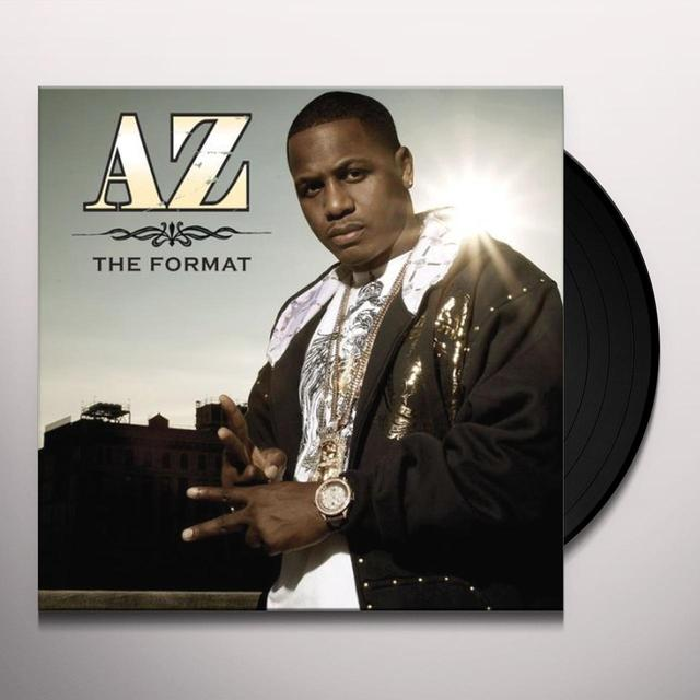 Az FORMAT Vinyl Record
