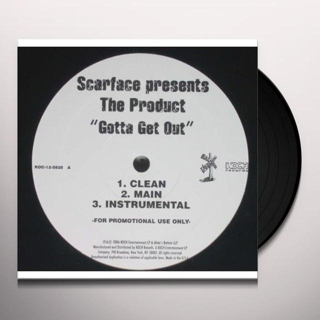 Product GOTTA GET OUT Vinyl Record
