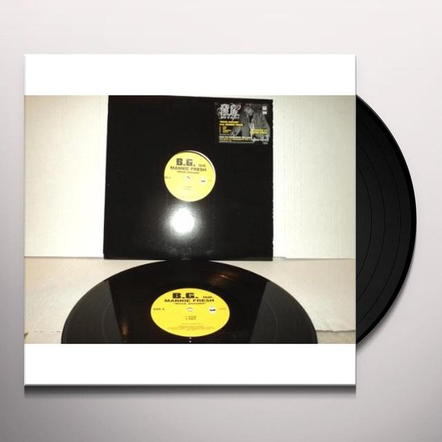 B.G. MOVE AROUND Vinyl Record