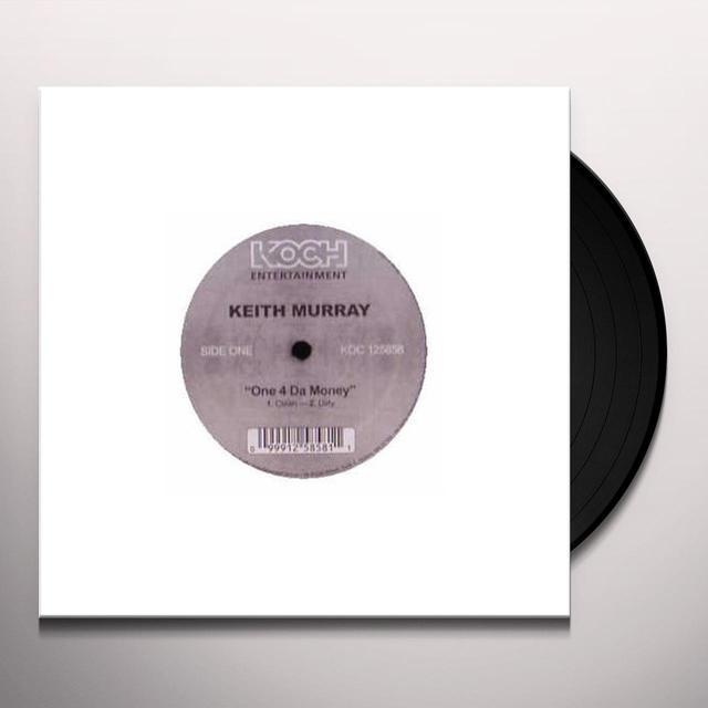 Keith Murray 1 4 DA MONEY Vinyl Record